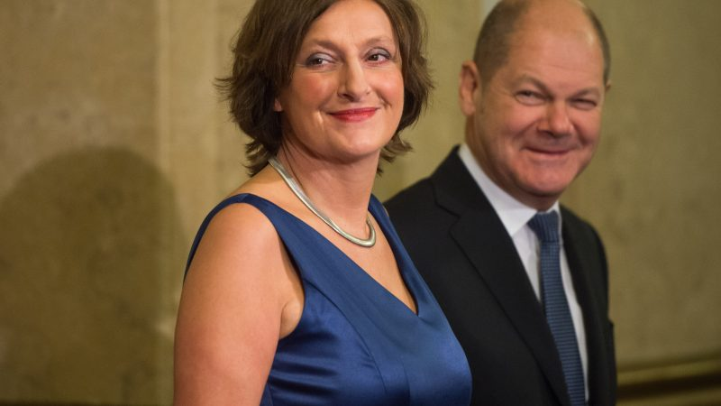 How his wife made Olaf Scholz lose weight – and what he thinks about the G20 today