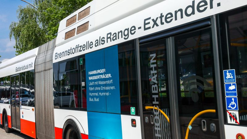 Accusation against Hamburg's Senate: No hydrogen strategy for buses
