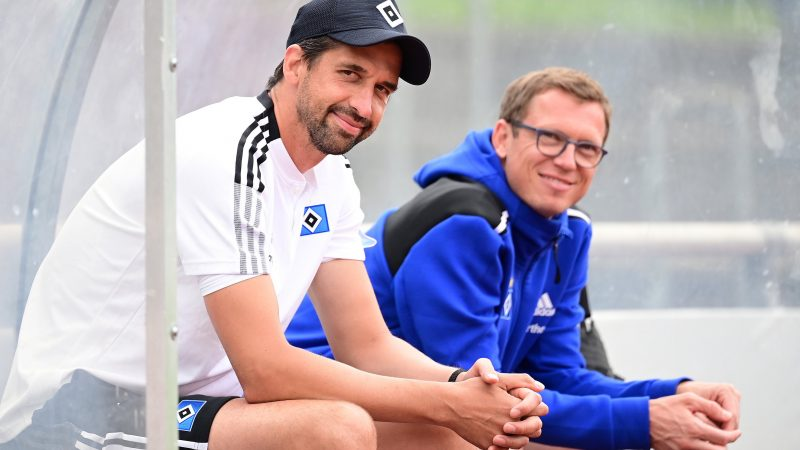 Transfers: That's how much money the HSV bosses can spend