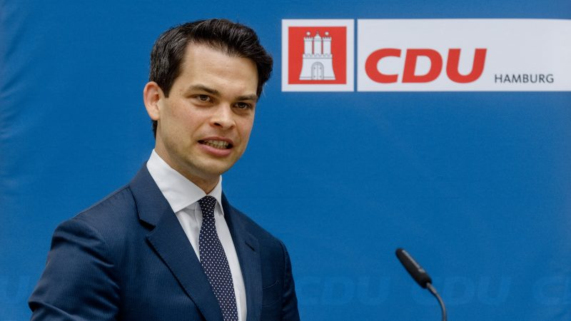 Because of the gender debate: Hamburg CDU sees itself on the offensive