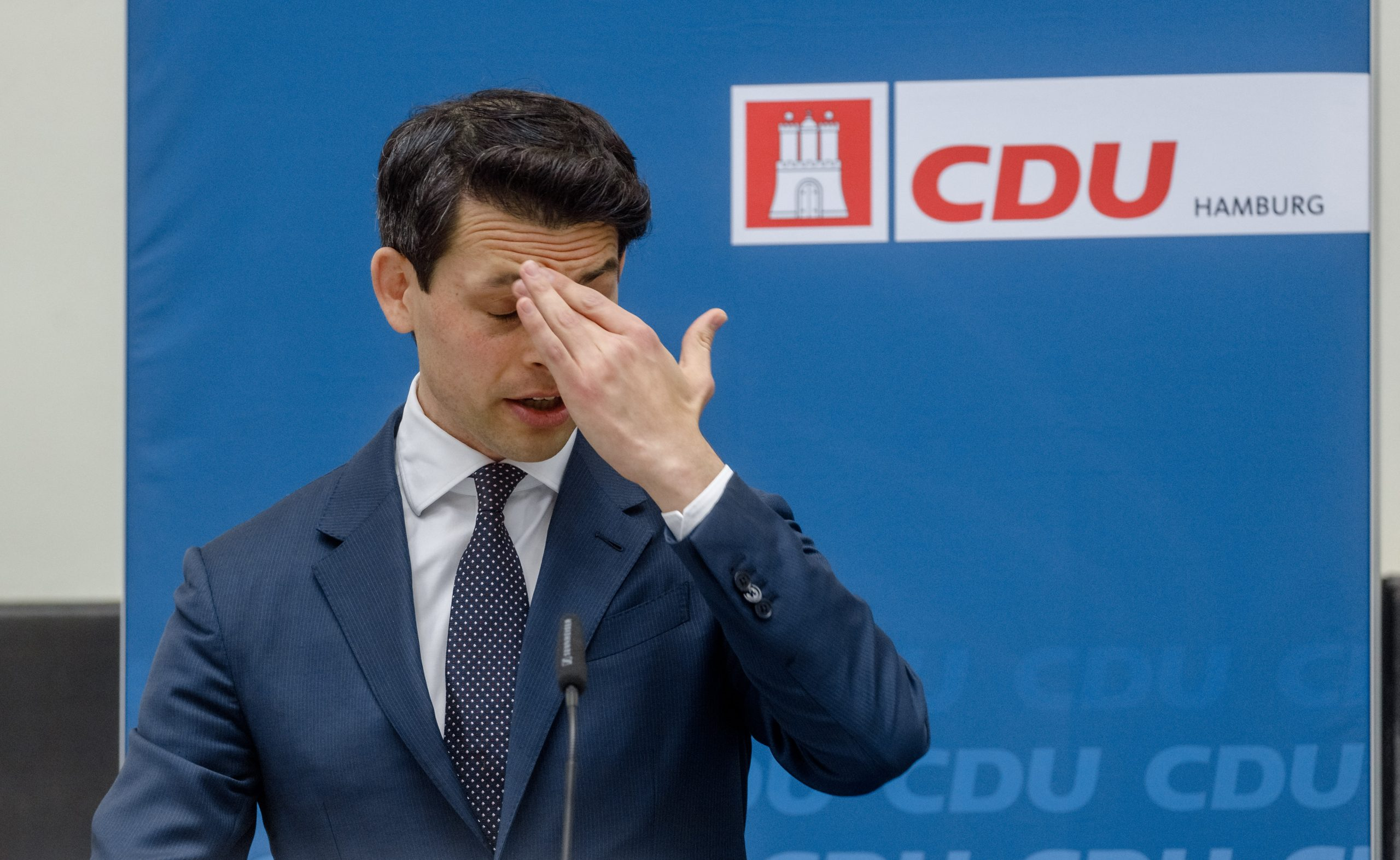 Outsourced: election debacle for Hamburg's CDU boss
